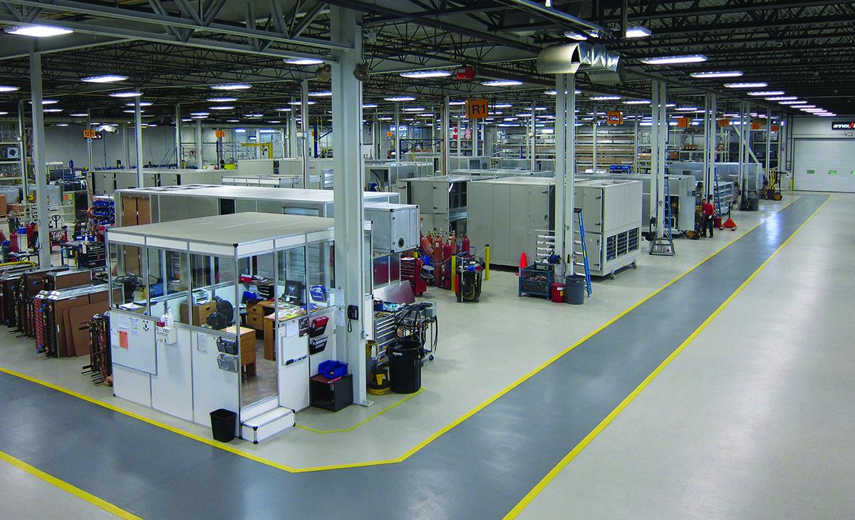 AnnexAir Factory Bergeron St