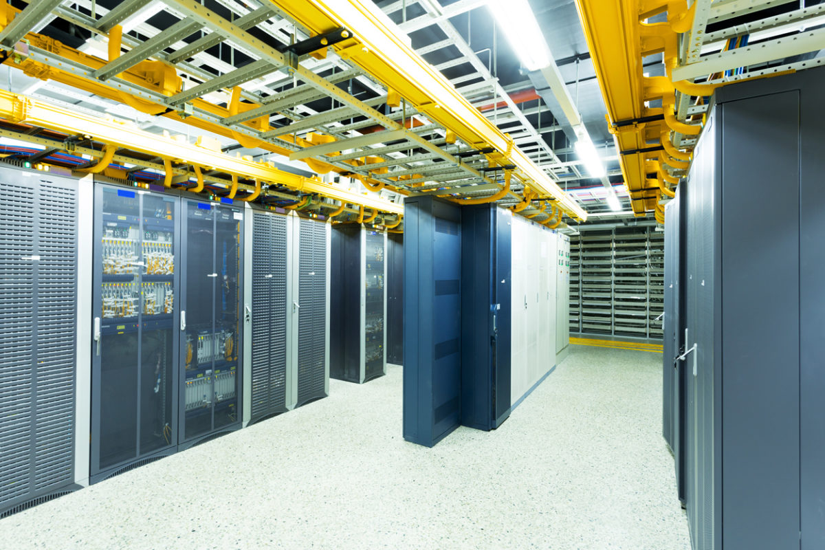 Data Centers, 24/7 Rooms