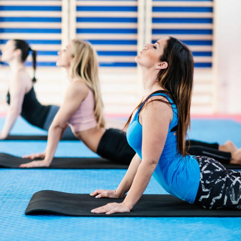 Hot Yoga Studios
